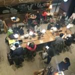 ロクヒルのノマドカフェで猛烈タスク