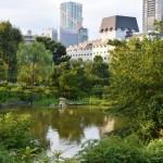 東京ミッドタウン横の檜町公園は花見・デートにおすすめ!