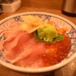 赤坂 海鮮丼ランチ 磯丸水産|アイドルみたいな海鮮丼!