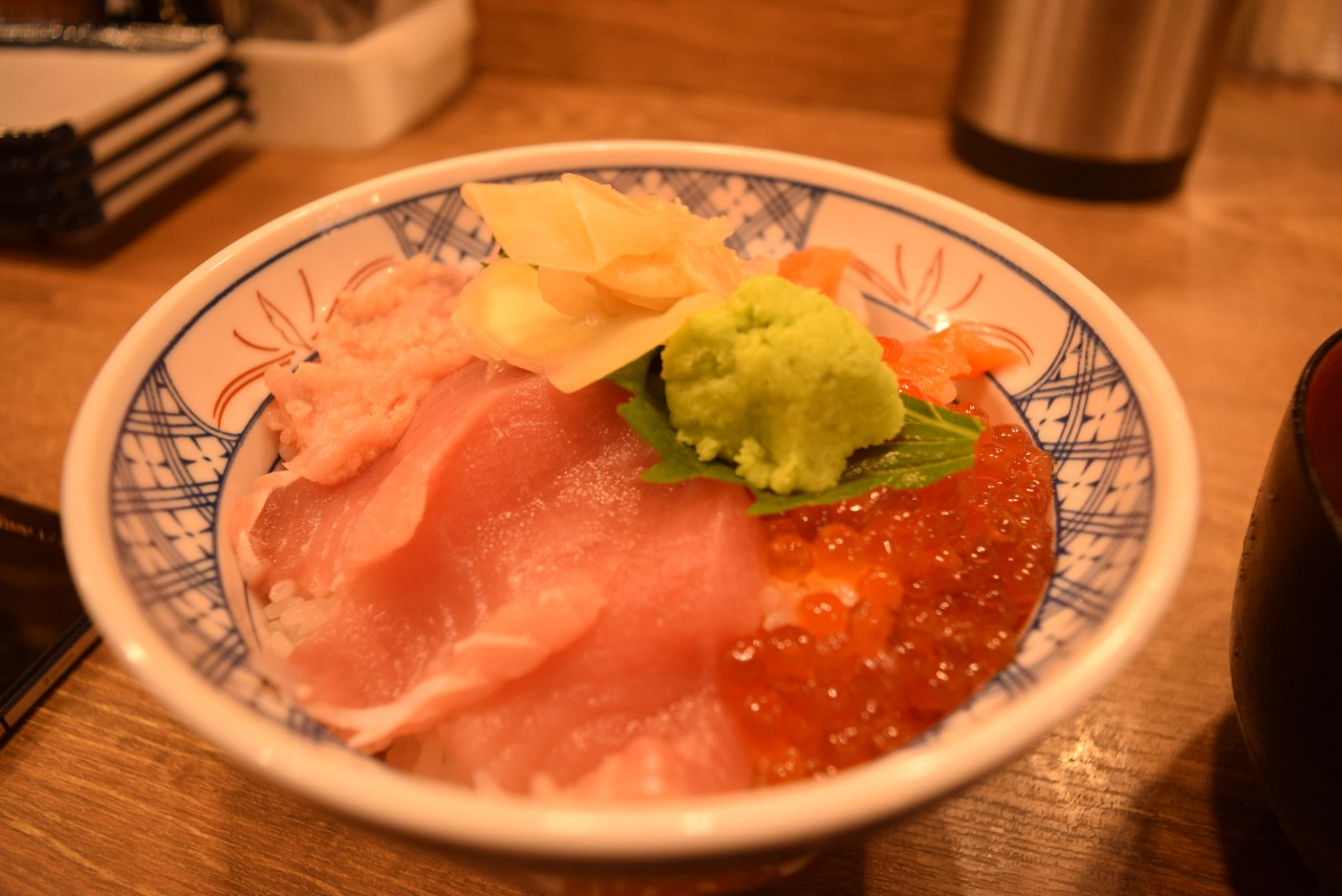 磯丸水産 ランチ 海鮮丼