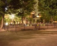 笄公園|ロケにも多数使われる西麻布の砂場公園