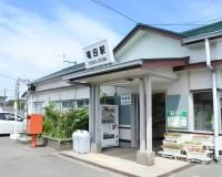 竜田駅|福島原発との限界駅の2年目