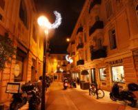 その他モナコ旅行|海と夜の街並みとお魚ちゃん